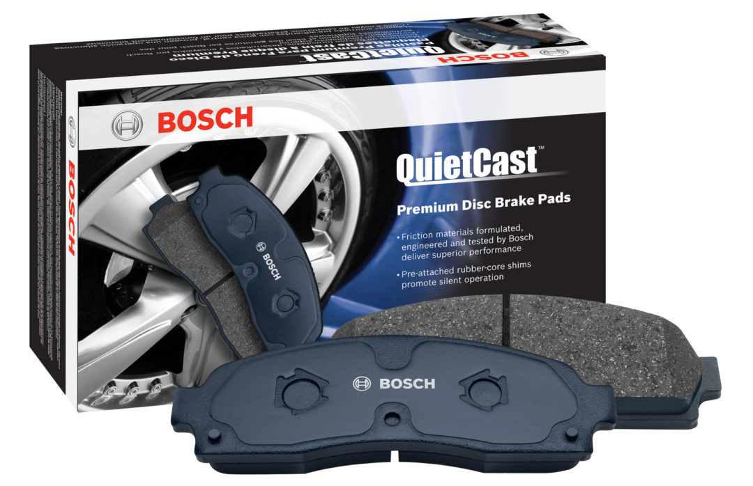 Bosch expands brake pad lines