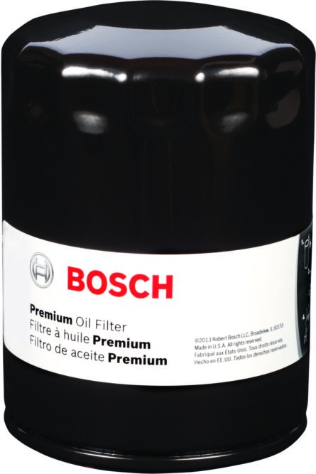 Bosch expands line of premium oil filters