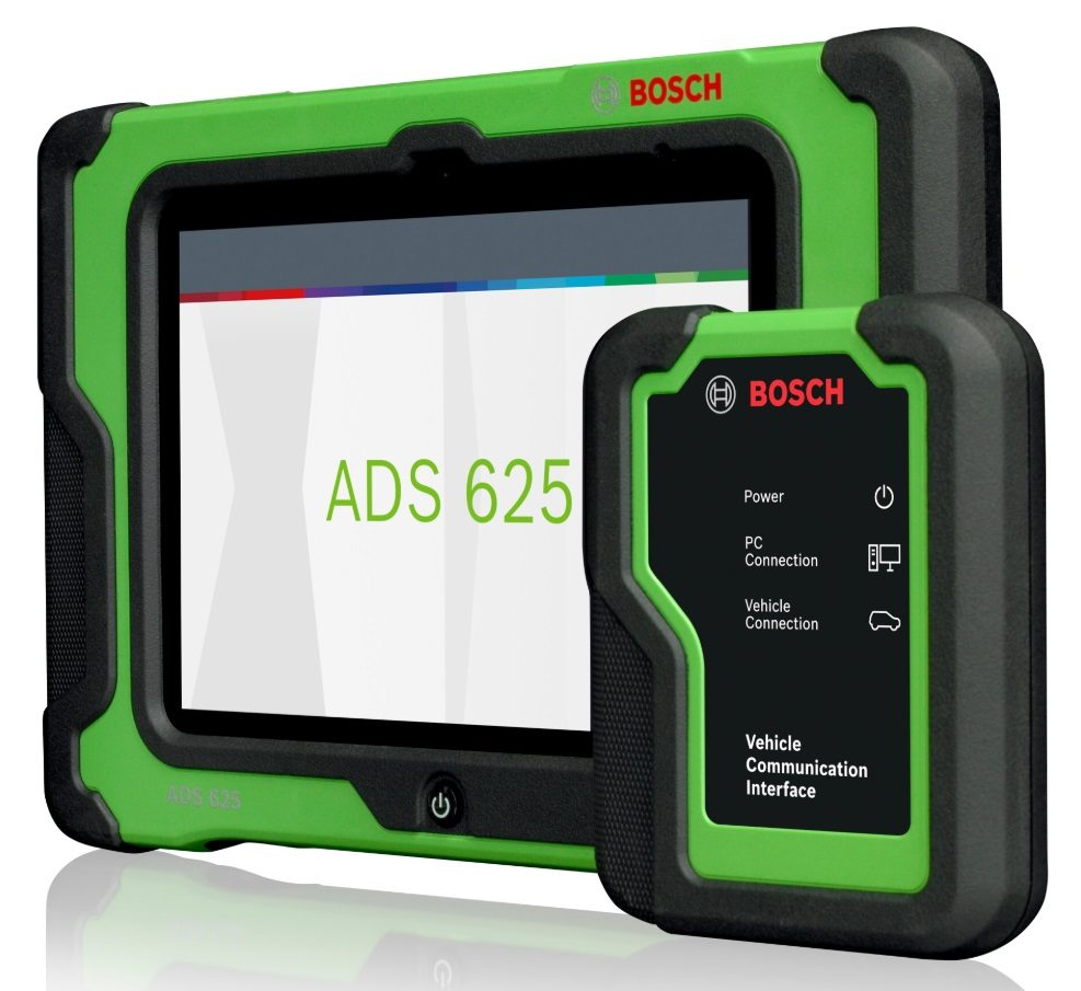 Bosch Introduces Two Diagnostic Scan Tools