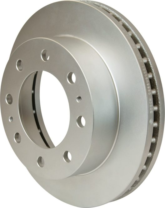 Bosch release includes brake pads and rotors
