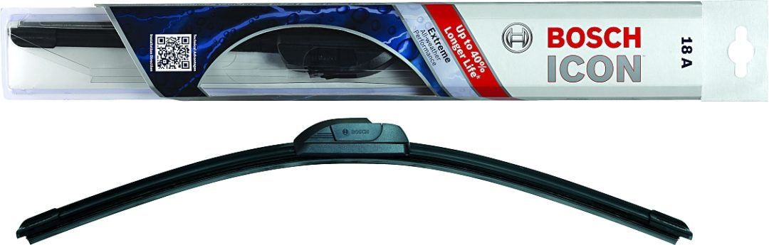 Bosch releases 2nd generation ICON wiper blade