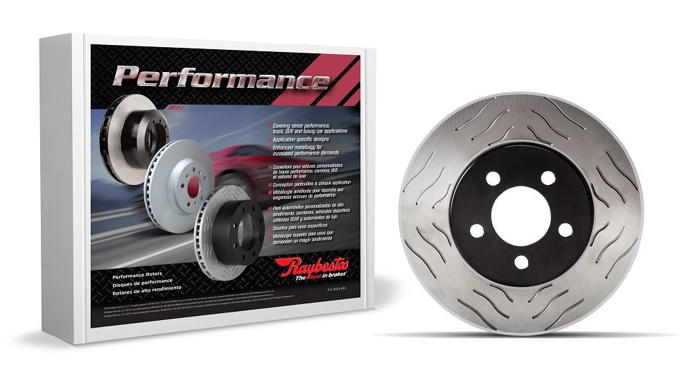 BPI Expands Raybestos Performance Rotor Coverage