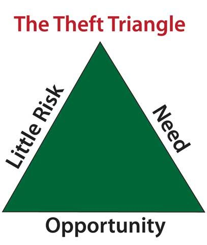 Breaking down 'The Theft Triangle'