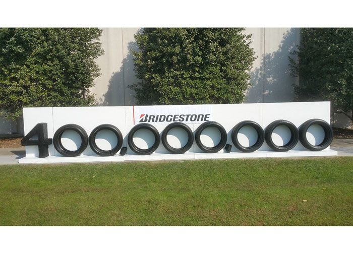 Bridgestone: 400 Million Tires Made in Wilson, N.C.