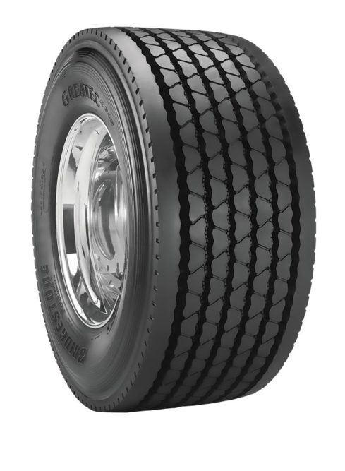 Bridgestone doesn't waste time at Waste Expo