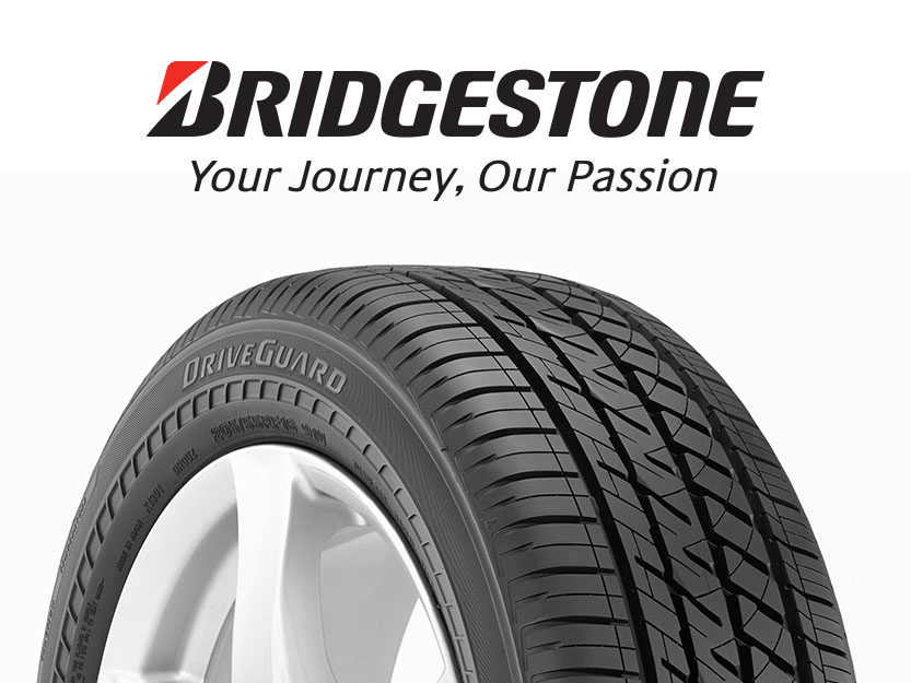 Bridgestone DriveGuard Run-Flat Tires
