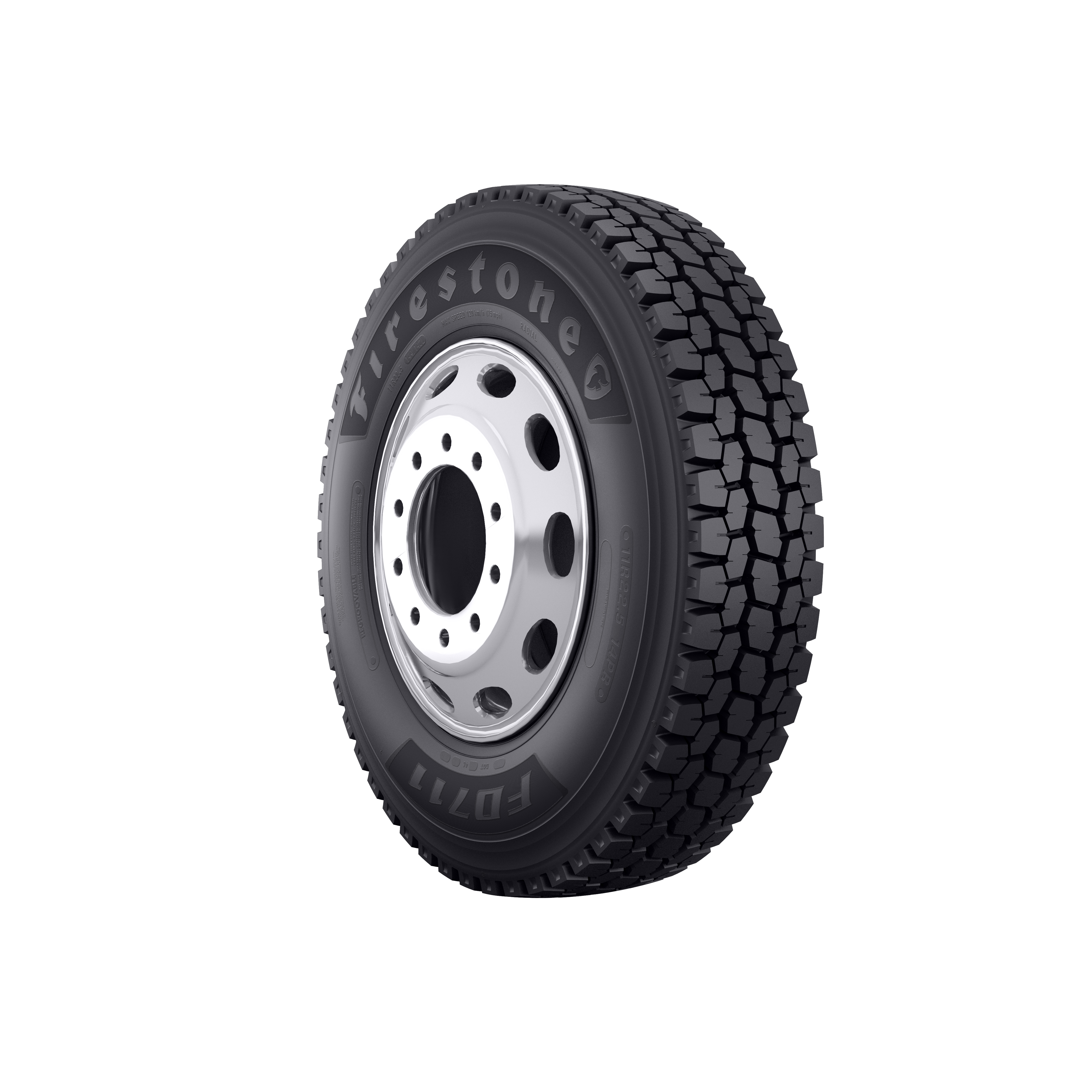 Bridgestone Introduces Firestone FD711 Drive Tire