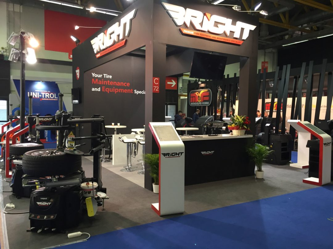 Bright Technology lights up Autopromotec