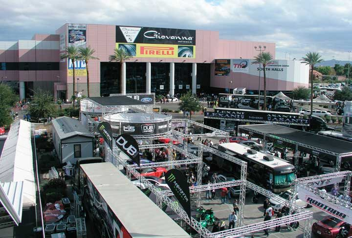 Broken records: 2011 SEMA Show wrap-up