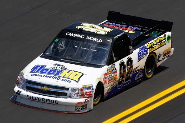 BTS continues NASCAR sponsorship in 2012