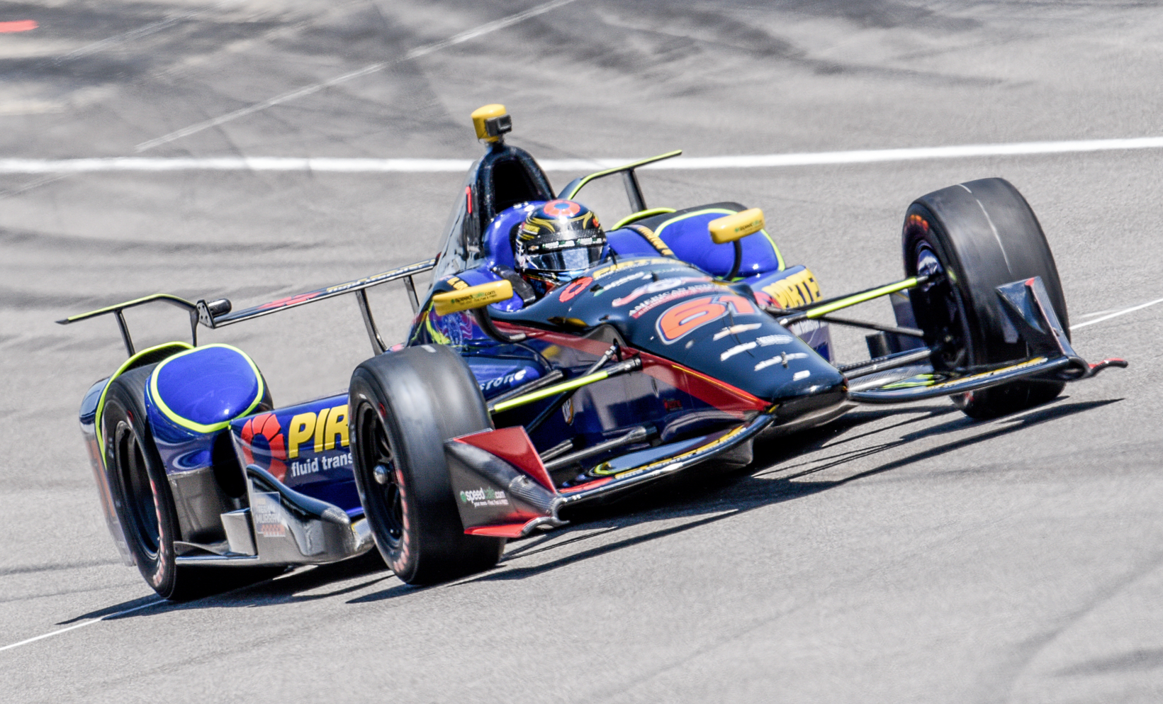 Build-up To Indy 500 Qualifying Continues For Brabham