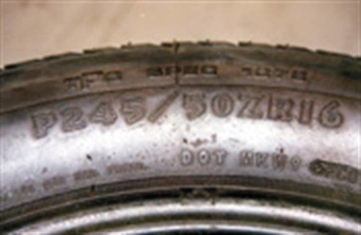 Built, and repaired, for speed: Performance tires require special consideration