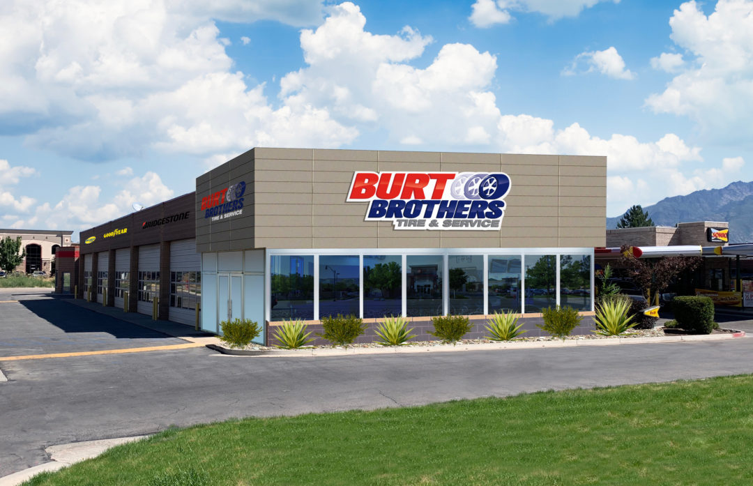 Burt Brothers Opens Store No. 12