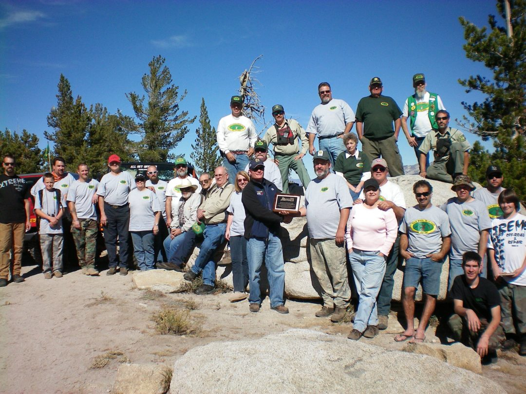 Calif. off-road trail honored by BFGoodrich