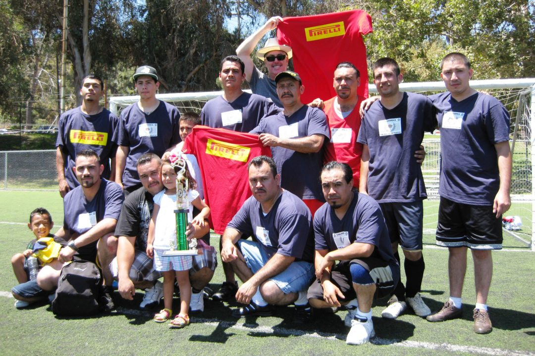 California dealers kickoff soccer tournment