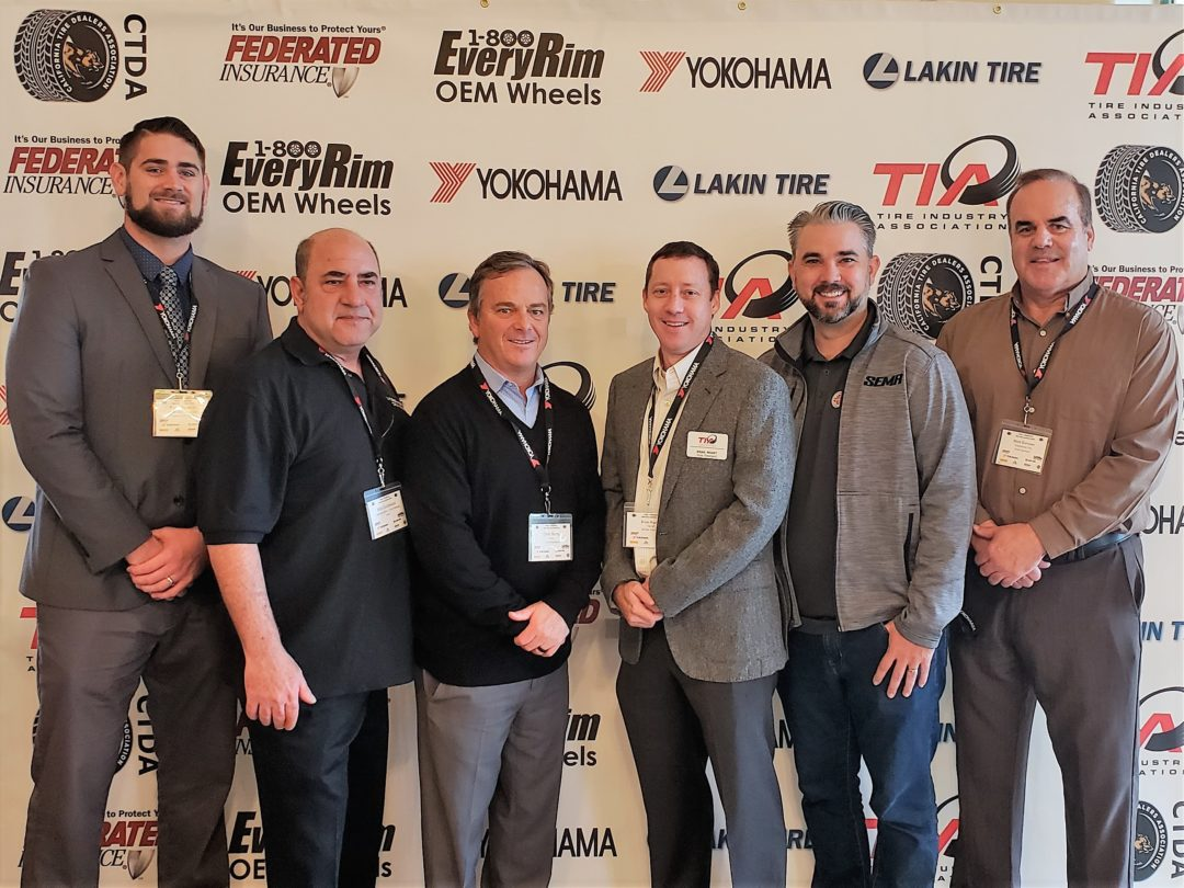 California Tire Dealers Kick Off 2019 at CTDA-Federated Luncheon
