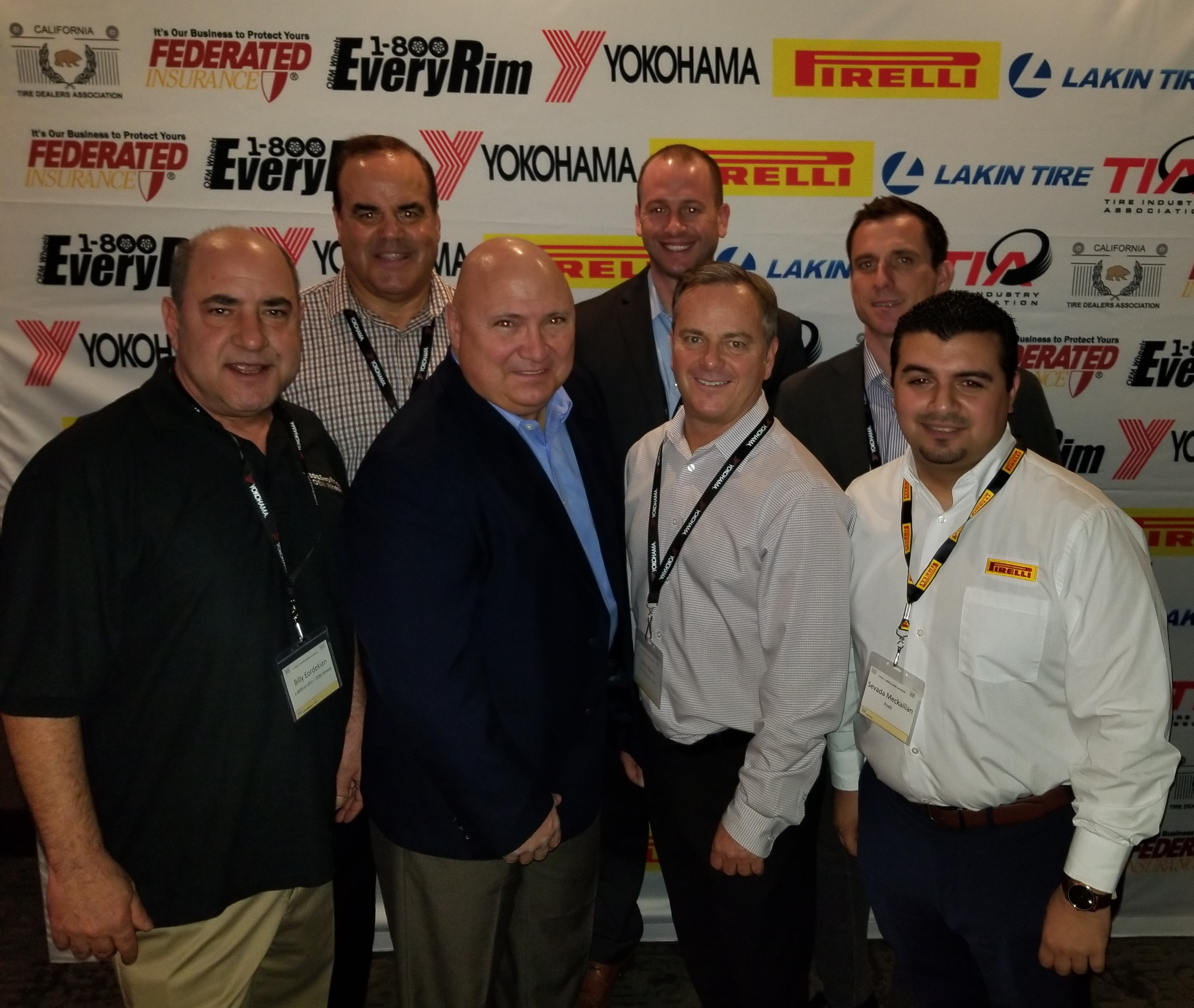 California Tire Dealers Kick Off the New Year