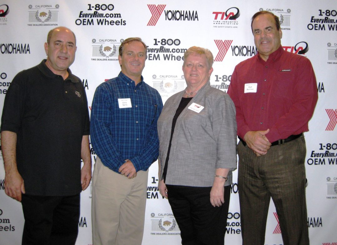 California tire event hosts 71 people