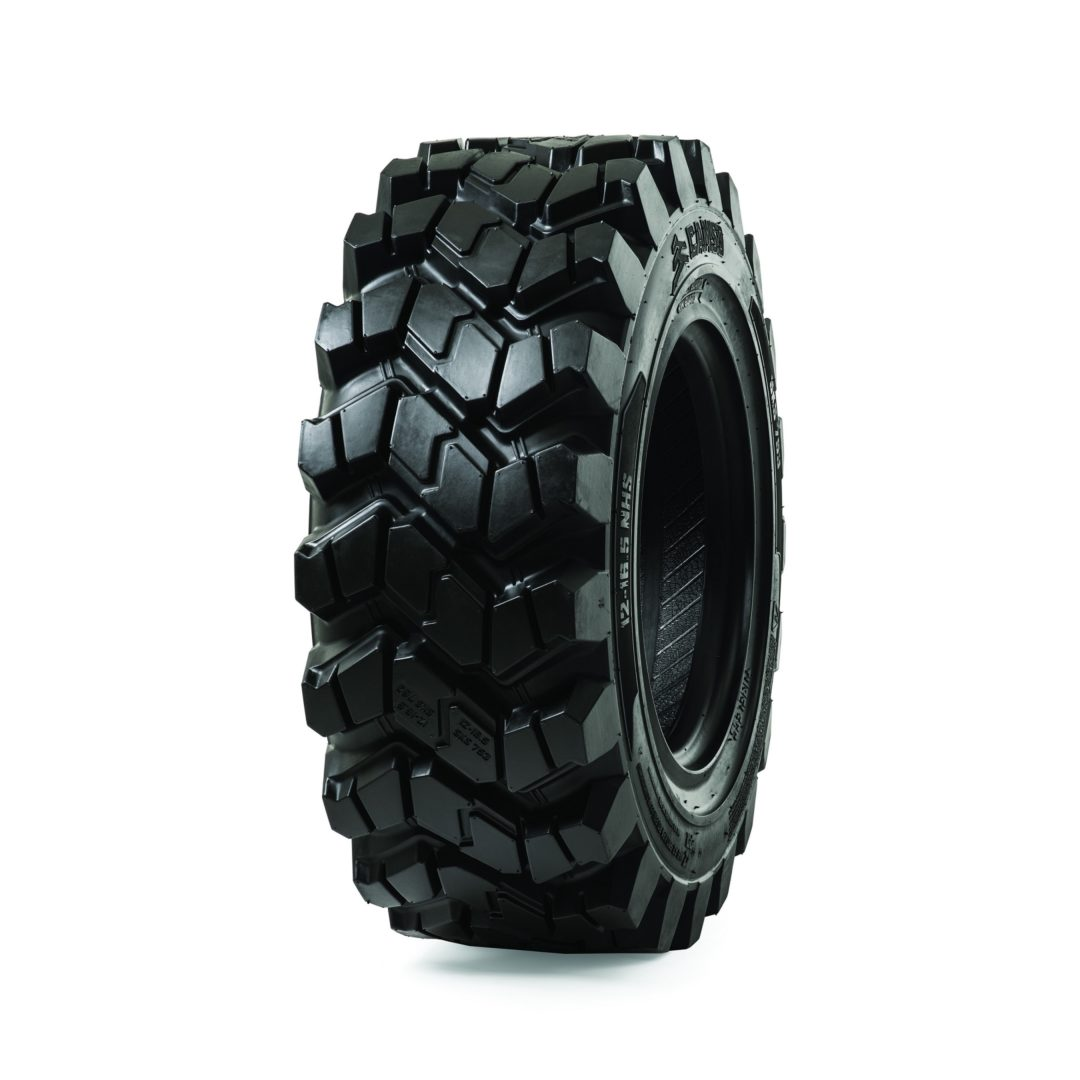 Camso Adds Skid Steer Tire for Mixed and Hard Surfaces