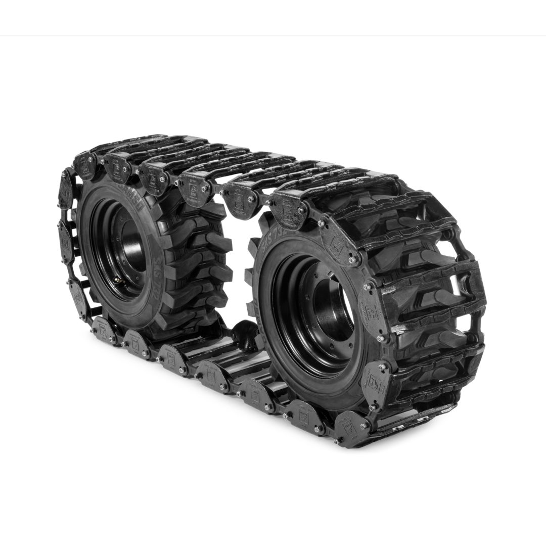 Camso Brings Steel Over-the-Tire Tracks to Market