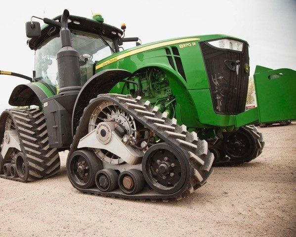 Camso Is Displaying Its Track Technology at Trade Show