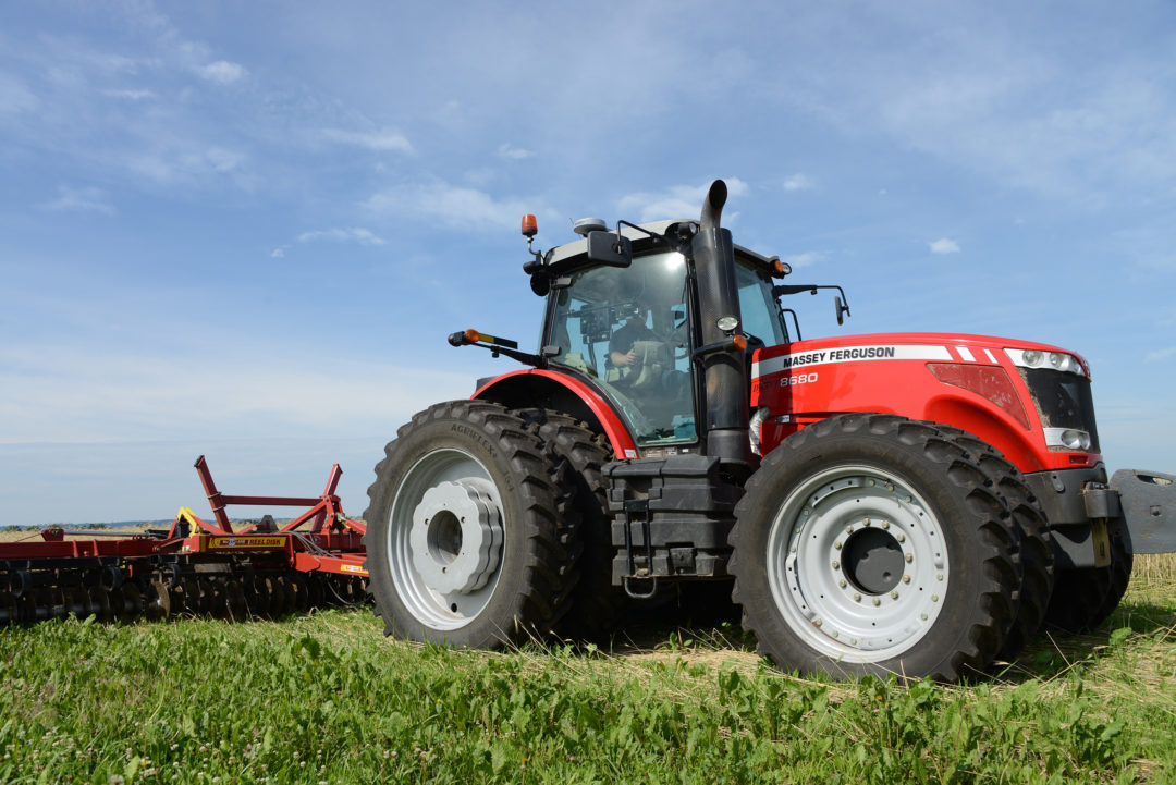 Can Tires Enhance Precision Agriculture? Yes, and Here's Why