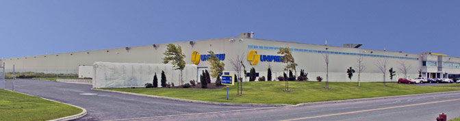 Canada's Pneus Unimax teams up with point S