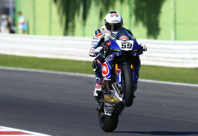 Canepa Delights At Strong Seventh In Misano