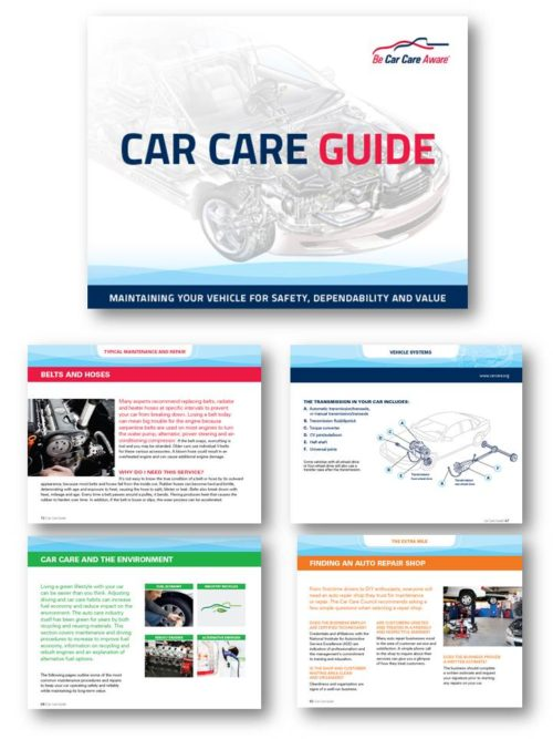 Car Care Guides are now available