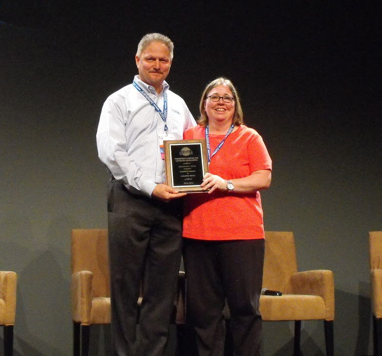 Cardone recognized for catalog excellence