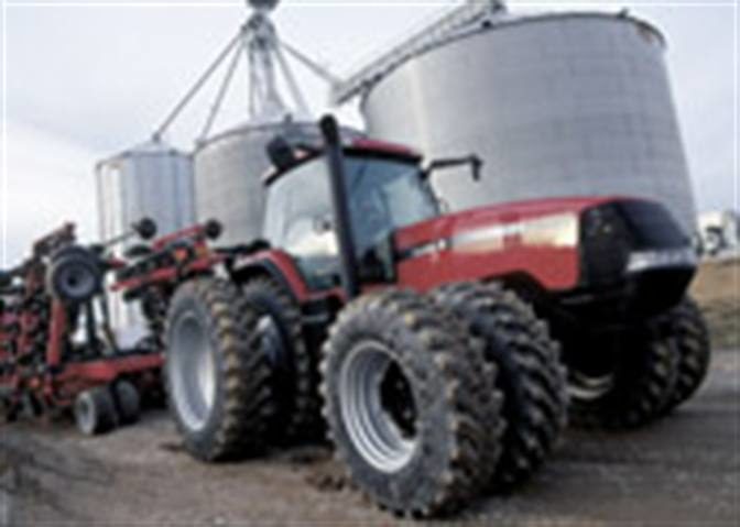 Cash crop: American ag tire dealers are seeing green as global economy helps send crop prices soaring