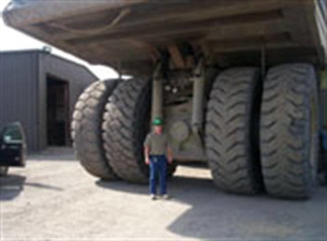 Cashing in: H&H Industries, Walters Tire ramp up OTR repair and retreading services