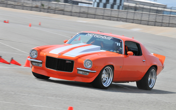 Centerforce named Official Clutch of the Hotchkis Autocross Series