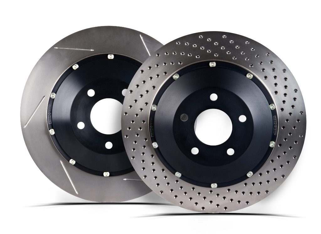 Centric Parts adds two-piece replacement rotors