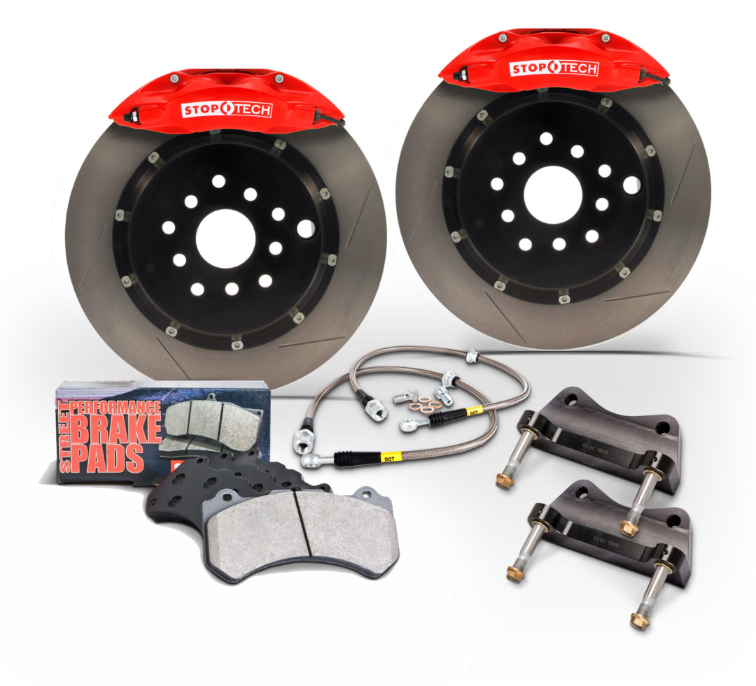 Centric Parts has new brake kit for Ford Fiesta ST