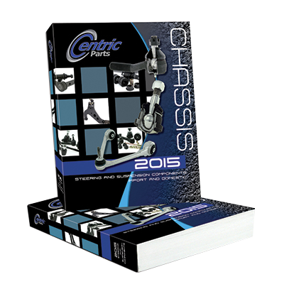 Centric Parts releases first chassis catalog