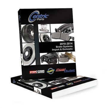 Centric Parts updates Brake Systems Catalog