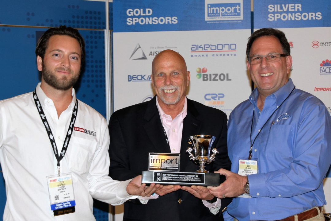 Centric Parts Wins Best Performance Product Award