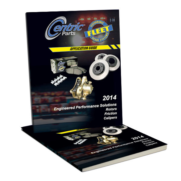 Centric releases 2014 brake guide for fleets