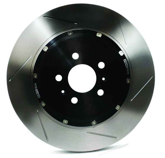 Centric Rotor Upgrades For Acura TSX