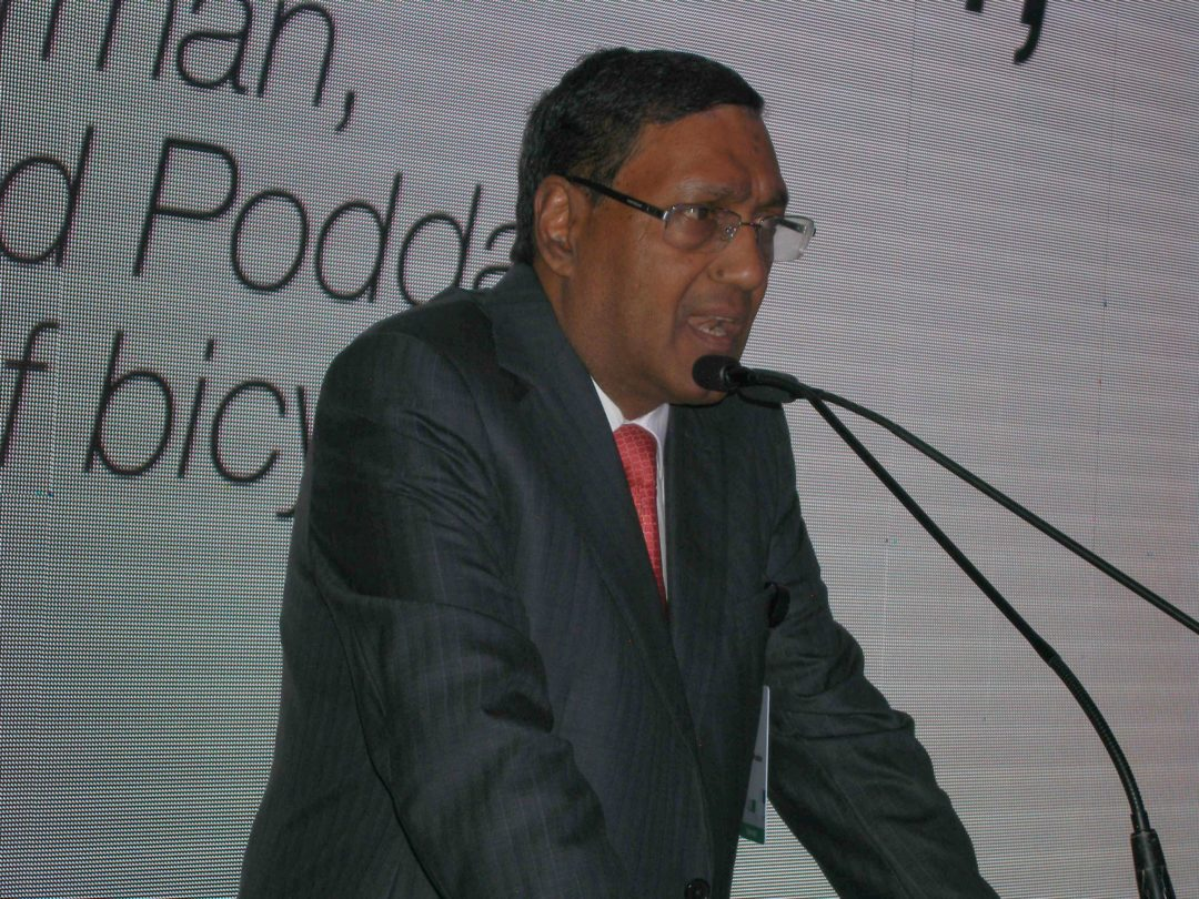 Chairman Arvind Poddar: Ag and OTR Tires Lead the Way at BKT