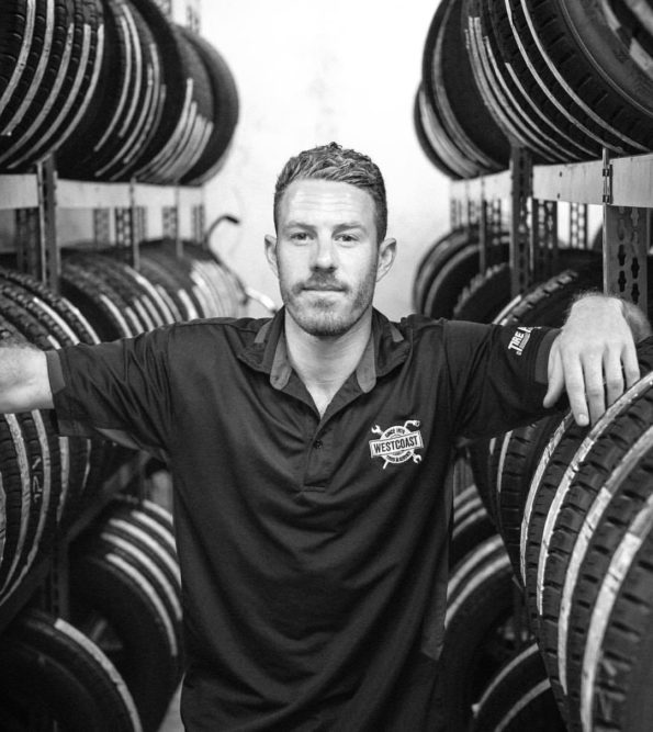 Changing of the Guard: Grandson Takes Over at West Coast Tire and Service