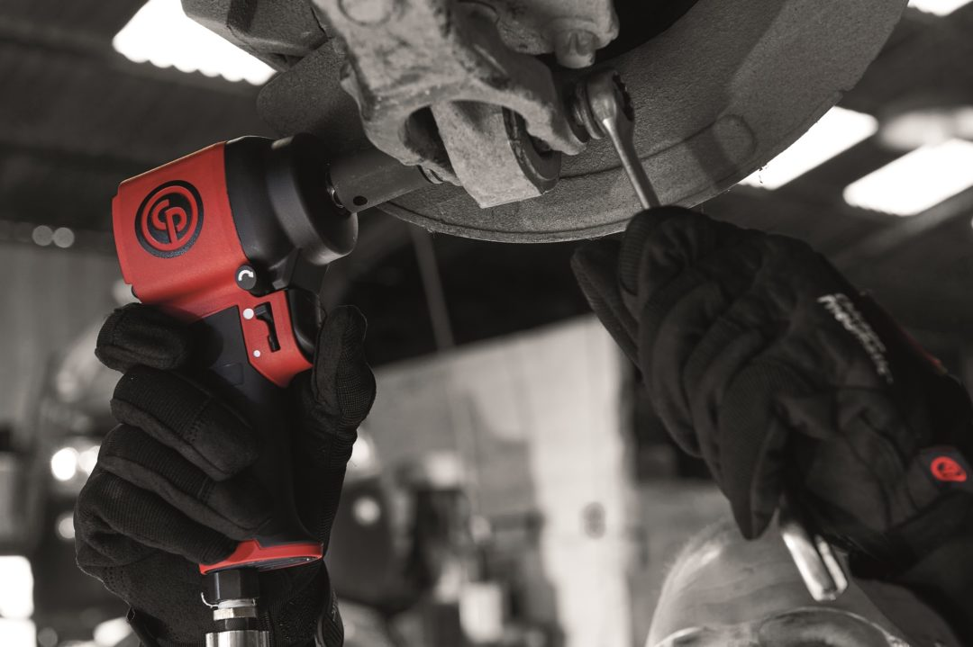 Chicago Pneumatic Updates Its 'Stubby' Wrench