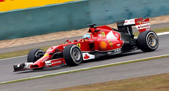 Chinese Grand Prix: Friday practice sessions