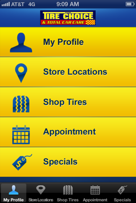 Choosing Tire Choice? There's an app for that