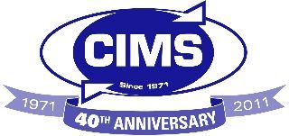 CIMS: 40 years and still registering