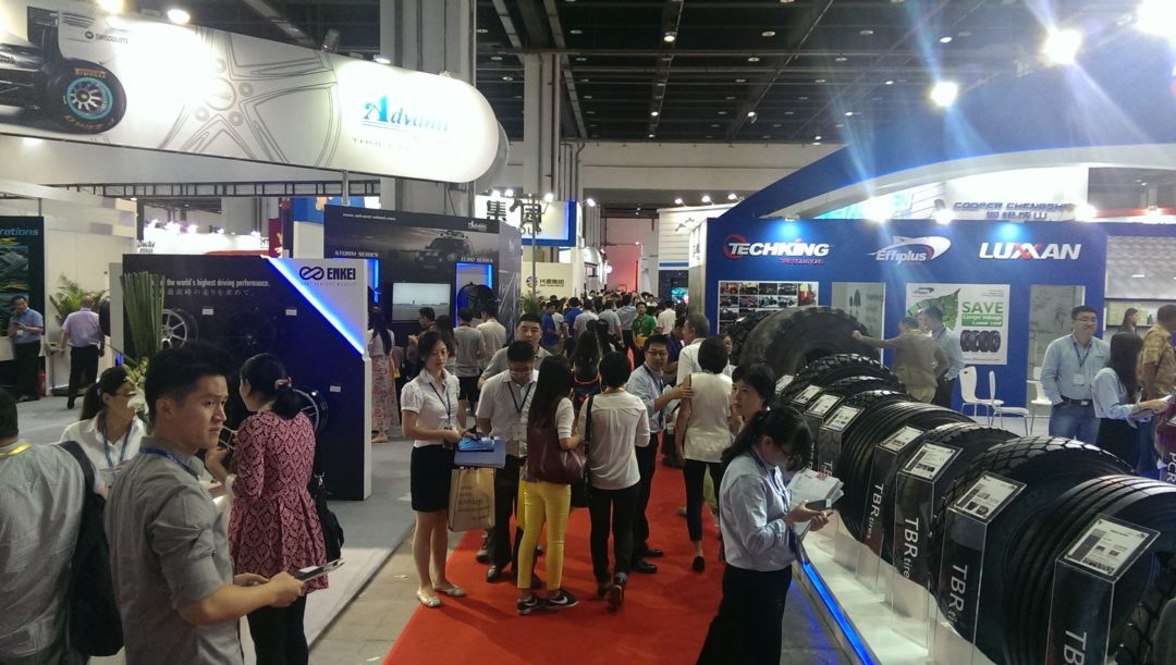 CITEXPO 2015 is growing again