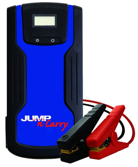 Clore Adds 12-Volt Jump Starter With Many Convenience Features