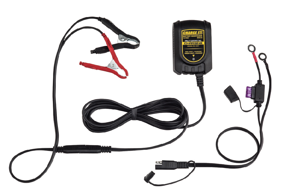 Clore introduces battery maintainer