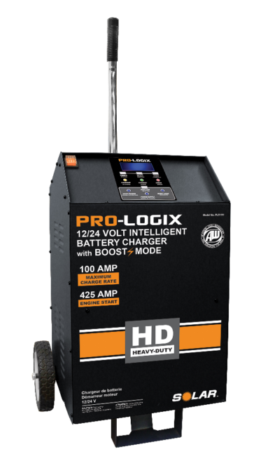 Clore Introduces Heavy-Duty Fleet Battery Charger
